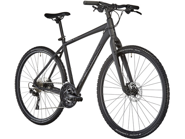 Serious Tenaya Hybridcykel Hybrid sort | City